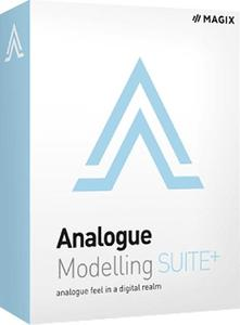 MAGIX Analogue Modelling Suite Plus v2.008 WiN