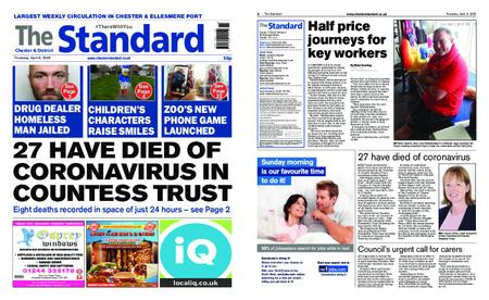 The Standard Chester & District – April 09, 2020