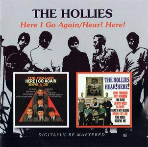 The Hollies - Here I Go Again (1964) + Hear! Here! (1965) 2 LP on 1 CD, 2011
