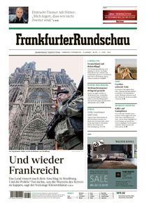 Frankfurter Rundschau Main-Taunus - 13. Dezember 2018