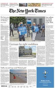 International New York Times - 21 May 2020