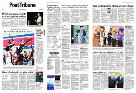 Post-Tribune – December 02, 2017
