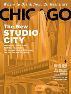 Chicago Magazine - December 2019