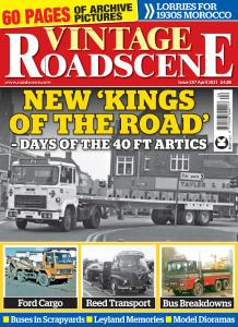 Vintage Roadscene - Issue 257 - April 2021