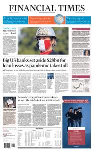 Financial Times USA - July 15, 2020