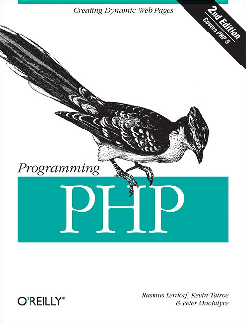 Programming PHP, Second Edition