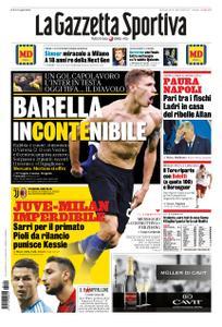La Gazzetta dello Sport Bergamo – 10 novembre 2019