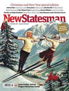 New Statesman - 16 December 2016 - 5 January 2017