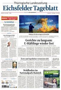 Thüringische Landeszeitung Eichsfelder Tageblatt - 04. April 2018