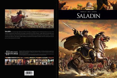 Ils Ont Fait L'Histoire - Tome 12 - Saladin