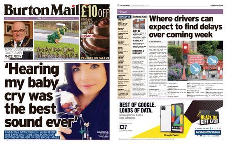 Burton Mail – December 09, 2019