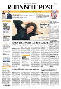 Rheinische Post – 24. April 2019