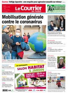 Le Courrier de l'Ouest Cholet – 25 février 2020