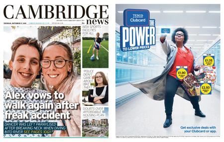 Cambridge News – September 17, 2020