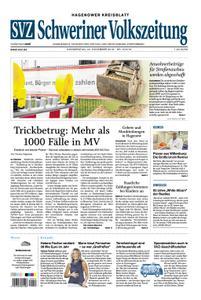 Schweriner Volkszeitung Hagenower Kreisblatt - 22. November 2018