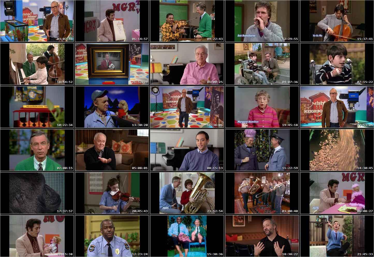 Mister Rogers: It's You I Like (2018)