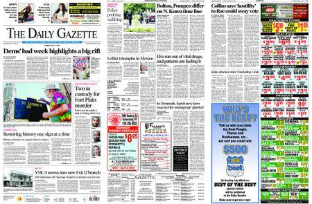 The Daily Gazette – July 02, 2018