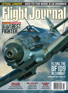 Flight Journal - July - August 2021
