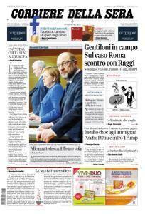 Corriere della Sera - 13 Gennaio 2018