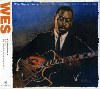 Wes Montgomery - Movin': The Compete Verve Recordings 1964-1968 (2011) {5CD Set Hip-O Select-Verve B0015613-02}