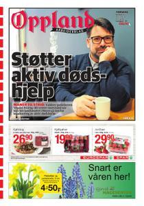 Oppland Arbeiderblad – 14. mars 2019