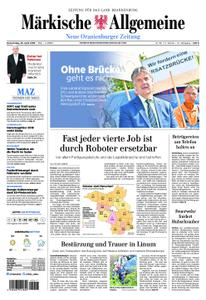 Neue Oranienburger Zeitung - 25. April 2019