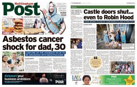 Nottingham Post – July 03, 2018