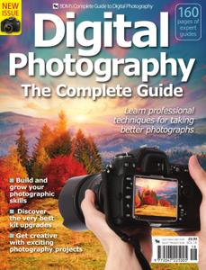 Digital Photography Complete Manual – December 2019