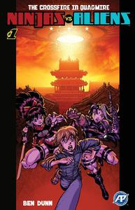 Antarctic Press-Ninjas Vs Aliens No 01 2016 Hybrid Comic eBook