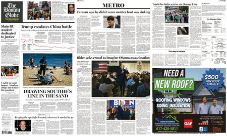The Boston Globe – August 24, 2019