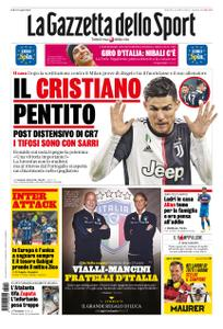 La Gazzetta dello Sport Bergamo – 12 novembre 2019