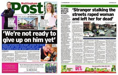 Nottingham Post – September 18, 2018