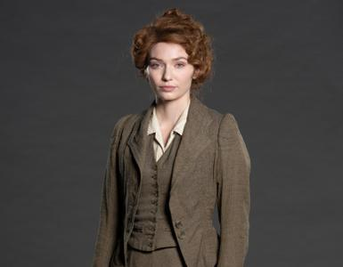 Eleanor Tomlinson - 'War of the Worlds' Promos