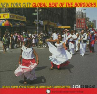 VA - New York City: Global Beat of the Boroughs (2001)