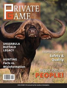 Wildlife Ranching Magazine - April 2021