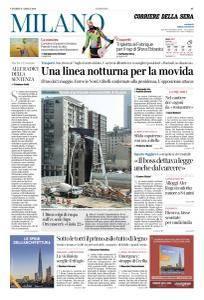 Corriere della Sera Milano - 27 Aprile 2018