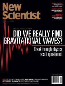 New Scientist - November 03, 2018