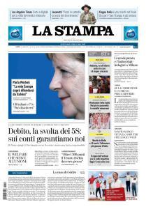 La Stampa Imperia e Sanremo - 16 Maggio 2019