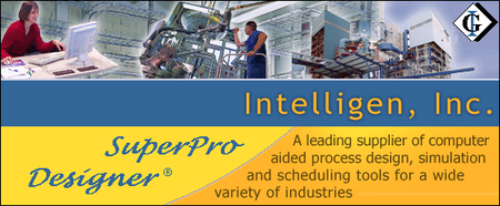 Intelligen SuperPro Designer 10.7