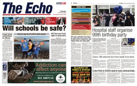 Evening Echo – December 29, 2020