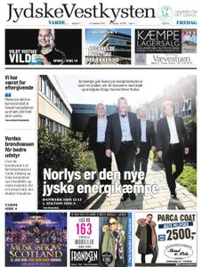 JydskeVestkysten Varde – 12. oktober 2018