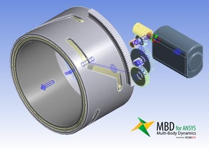 FunctionBay Multi-Body Dynamics SP3 (20181224) for ANSYS 19.0