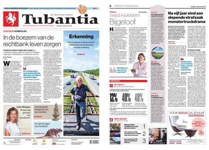 Tubantia - Enschede – 14 september 2019