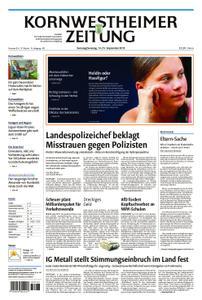Kornwestheimer Zeitung - 14. September 2019