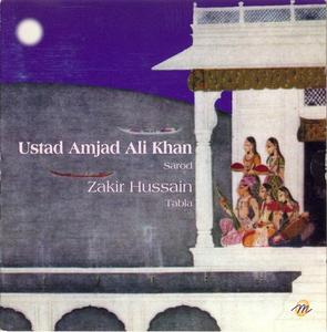 Amjad Ali Khan and Zakir Hussain (1990)