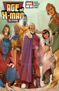 Age of X-Man Alpha 001 2019 Digital Zone