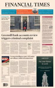 Financial Times Asia - March 4, 2021