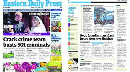 Eastern Daily Press – May 21, 2018