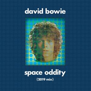 David Bowie - Space Oddity (Tony Visconti 2019 Mix) (1969/2019) [Official Digital Download 24/96]