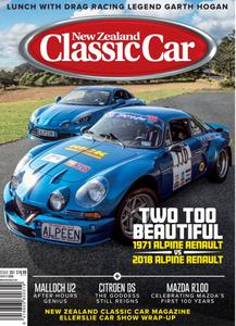 New Zealand Classic Car - March 2020